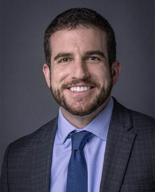Associate Joshua Roberts